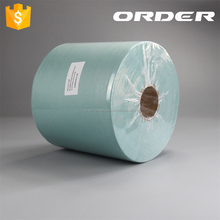 Jumbo Roll Nonwoven Cleaning Wipes / Car Polishing Cloth