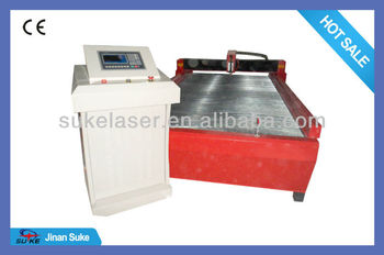 China g code cnc plasma cutting machine 150*300cm