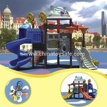 New Style Certificated Outdoor Playground Ship