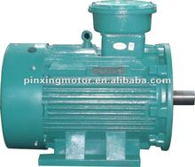 YB2 three phase ac inducion electric explosion proof motor electric 2HP