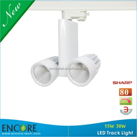 ETL UL Certificate Best Sale High Brightness Dimmable Gallery LED Track Lighting for USA Market