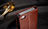 Contemporary crazy selling original leather case for iphone 4 s