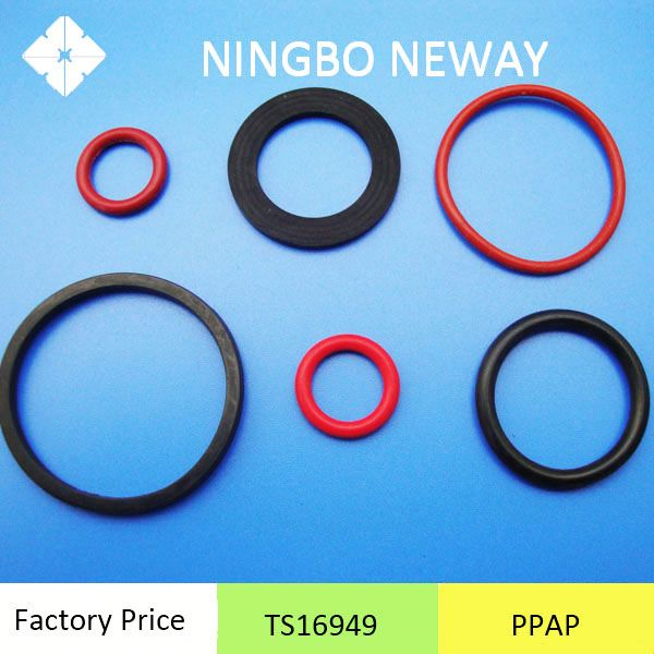 TS16949 car rubber o ring for pvc pipe