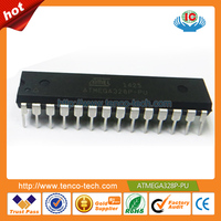 hot sell factory price electronic component IC chips ATMEGA328P-PU