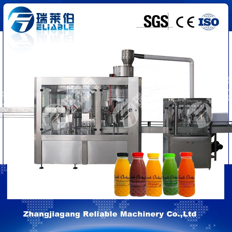 Selling well all over the world 8000BPH mango juice manufacturing process filling machine