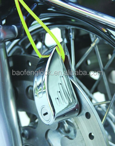 wholesale bike lock with alarm