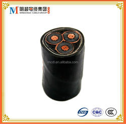 STA armored XLPE power cable YJLV22 China factory sale STA armored XLPE power cable YJLV22