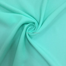 many kinds of colors heavy soft crepe de chine fabric