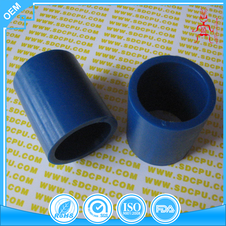 Custom track bucket parts plastic pins and bushings for excavator