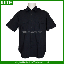 Cotton Drill Short Sleeves Work shirt