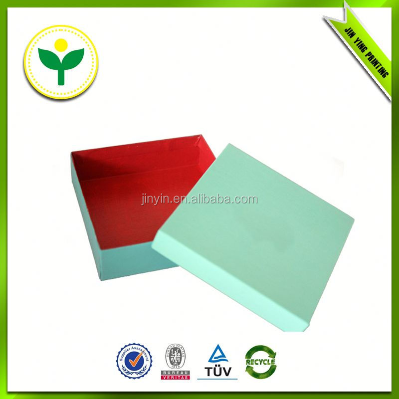 New design corporate gift box /paper cosmetic packaging solut