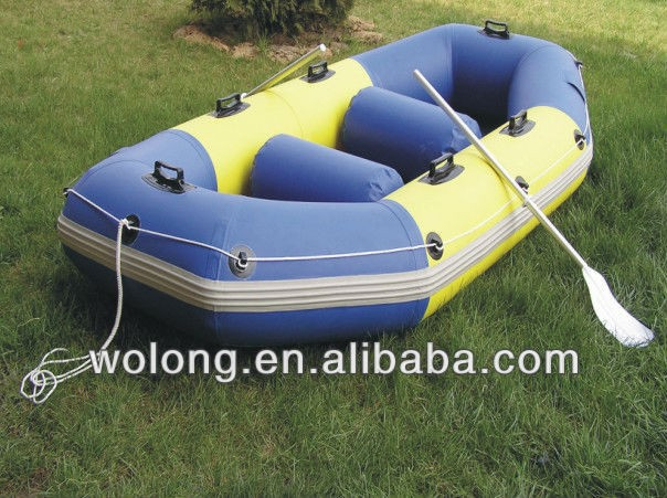 Inflatable boat, inflatable water sport