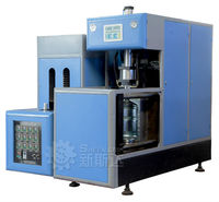 New automatic pet stretch blow molding machine