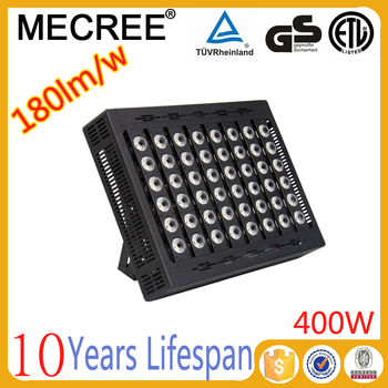 Ip67 high power 400w 500w 600w led volleyball court floodlight