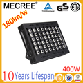 Ip67 high power 60000 lumen 400w led floodlight volleyball court floodlight
