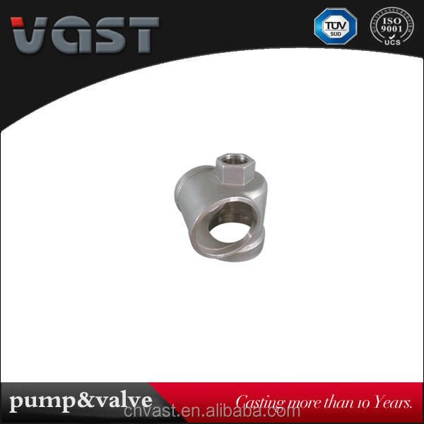 Plastic steel casting automobile parts made in China