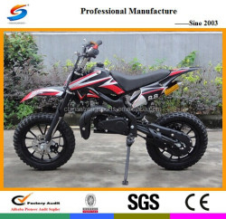 Hot sell china cheap chopper motorcycle and 49cc Mini Dirt Bike DB002
