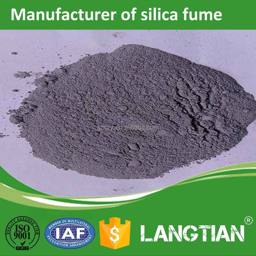 supply high purity densified/undensified microsilica
