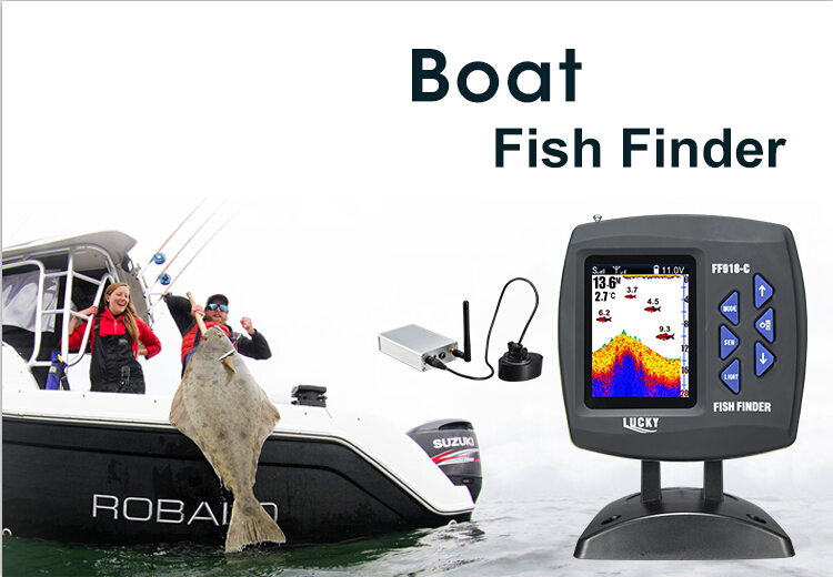 Latest new fishfinder for sale great