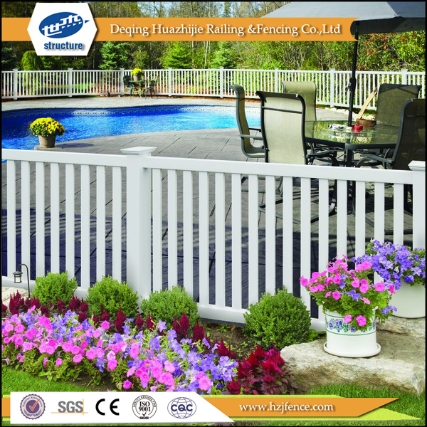 Eco-friendly Raw Material Cheap Pool Fence Ideas