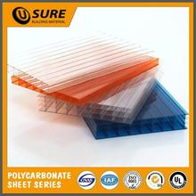 fire retardancy high quality multiwall polycarbonate sheet / panel / board