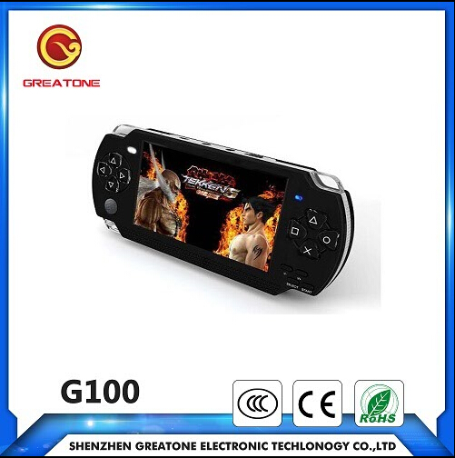 China wholesale children game player with game console for kids gamepad pmp pvp pkp3 mp4 media player
