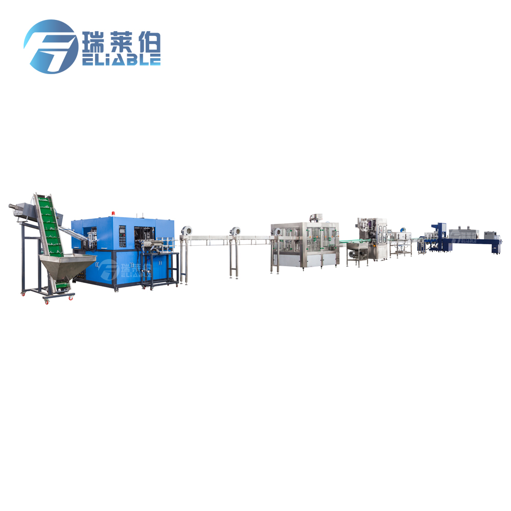 Small Drinking Water Bottling Plant Manufacturers In China