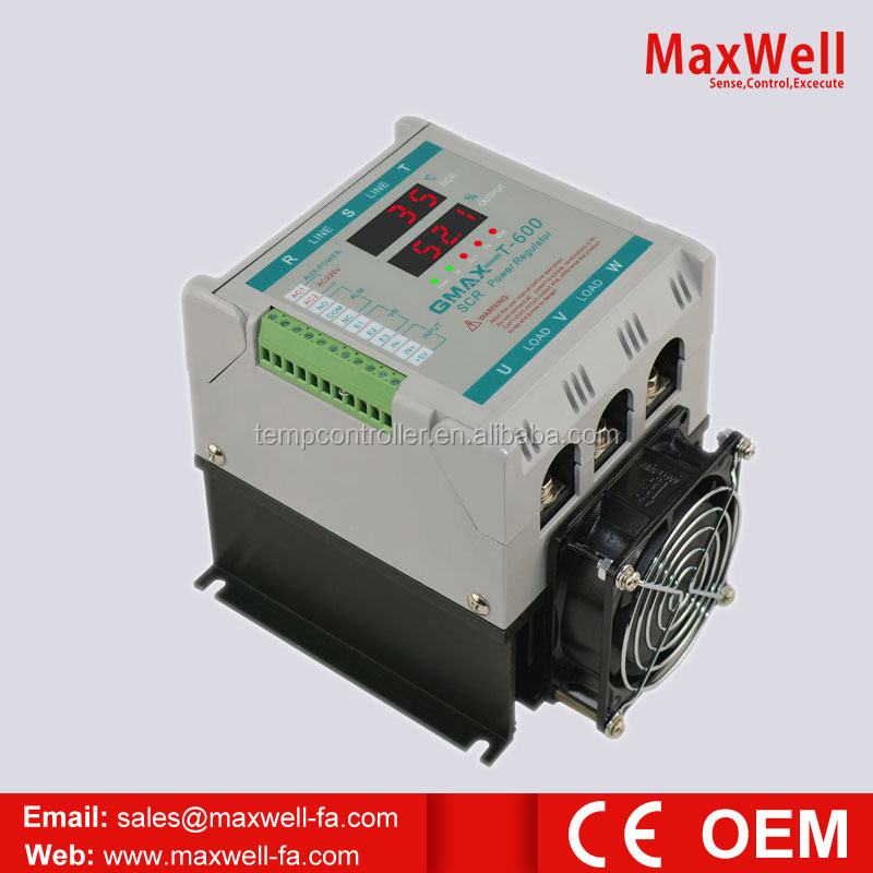 GMAX T51B 4-20mA input Three Phase Voltage Regulator