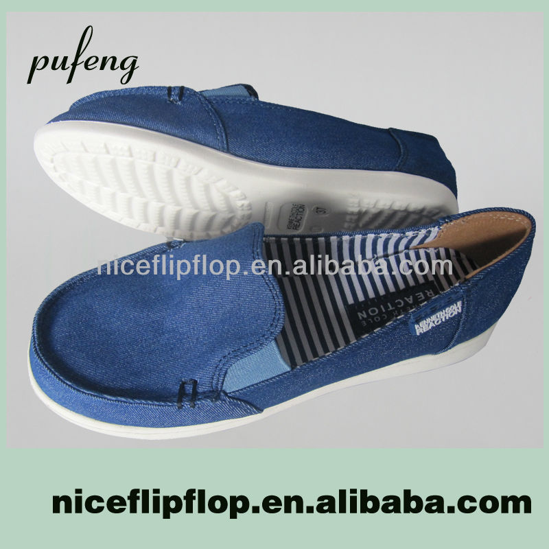 Wholesale good quality cheap womens canvas shoes