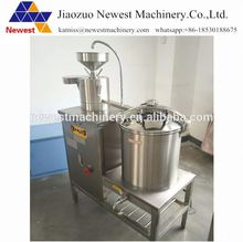 Automatic grinding soybean milk machine/dry bean milk making machine/soya milk making plant