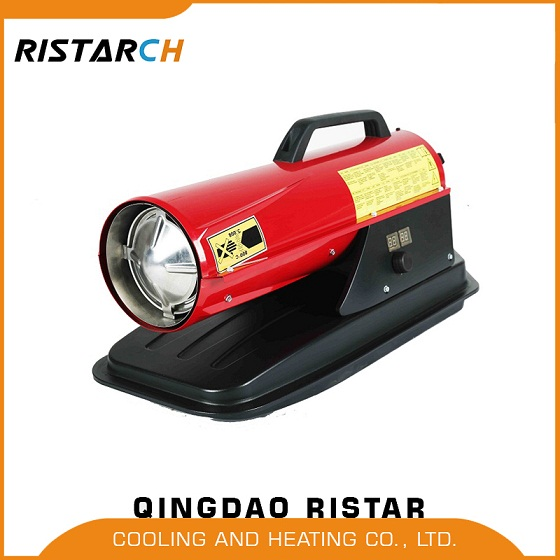 Diesel heater and fuel oil heater for poultry use