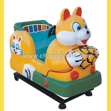 Children amusement park kids arcade coin operated game machine animal kiddie ride