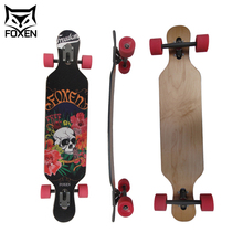Canadian Wood Maple Deck Skateboard Longboard Wholesale