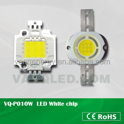 Top quality high power 12v 10w 10 watt chip on board cob led with bridgelux chip