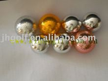 custom made golf zinc plated ball