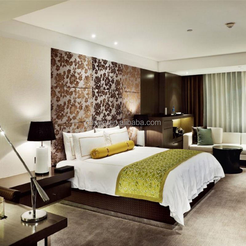 Modern Young Style Hotel Bedroom Furniture 2015, salon waiting room furniture