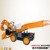 Hydraulic underground backhoe loader for sale