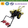 Cheap hand mini mower for sale! Diesel walking tractors with lawn mower, cheap price tractors with grass cutter for sale !