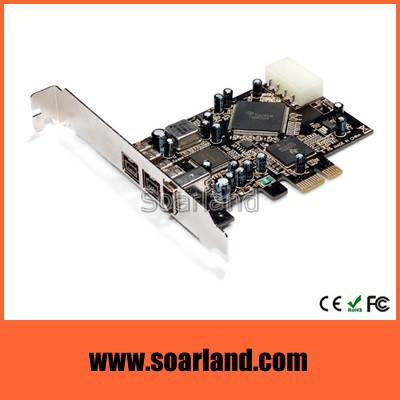 PCIe Firewire external Card
