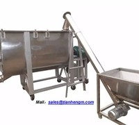 high effect reliable scrw paste mixing machine in paint industry