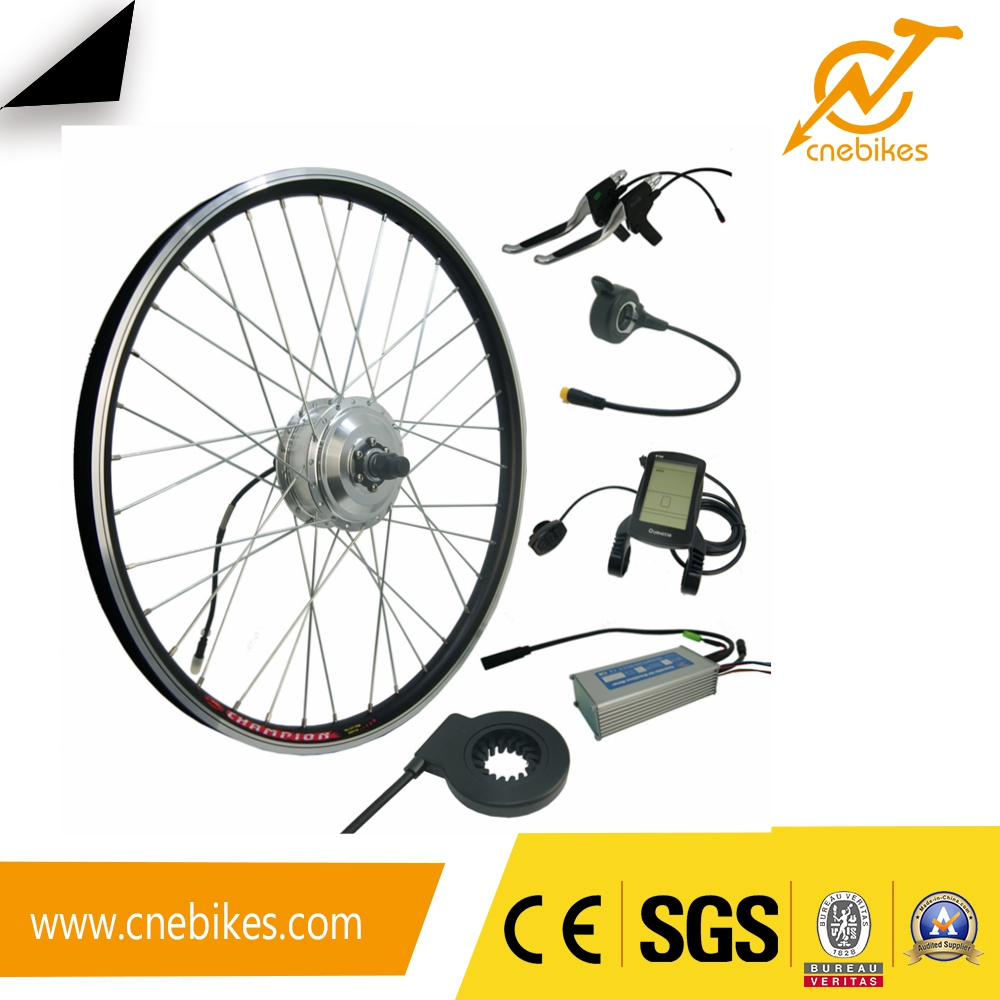 "China high quality 27.5"", 700C, 29"" 250webike hub motor conversion kit with LCD display"