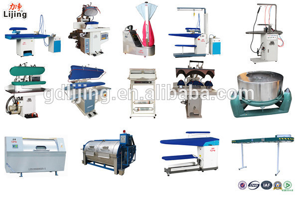 2017 new chinese supplier laundry equipment/cleaning equipment carpet washing machine automatic for sale