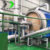 Integrated design waste plastic rubber pyrolysis oil processing