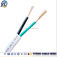 14/ 12/ 10/ 8/ 6/ 4/ 2 AWG TW/ THW/ THWN pvc insulated copper wire