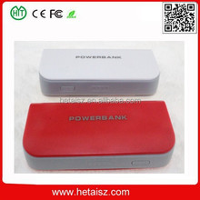 portable mobile 5200mah power bank , 5200mah for samsung galaxy s4 power bank, external storage battery
