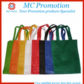 Standard size non woven shopping tote bag for promotion