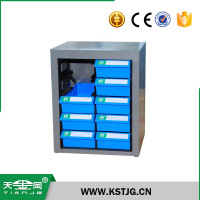 TJG high quality steel filing cabinet with many drawers for office bank