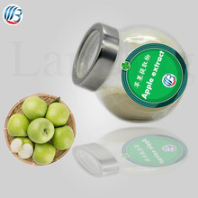 Lan Bing supply apple peel extract apple extract benefits green apple extract powder