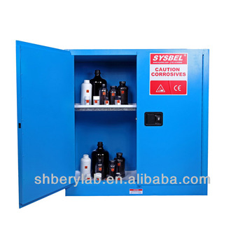 Laboratory Weak Corrosive Liquid Safety Cabinet