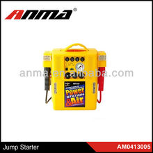 Anma brand 4 in 1 jump starter/air compressor/spot light/power inverter